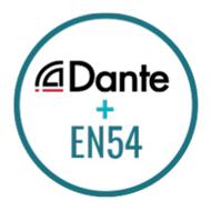EN 54 Dante logo