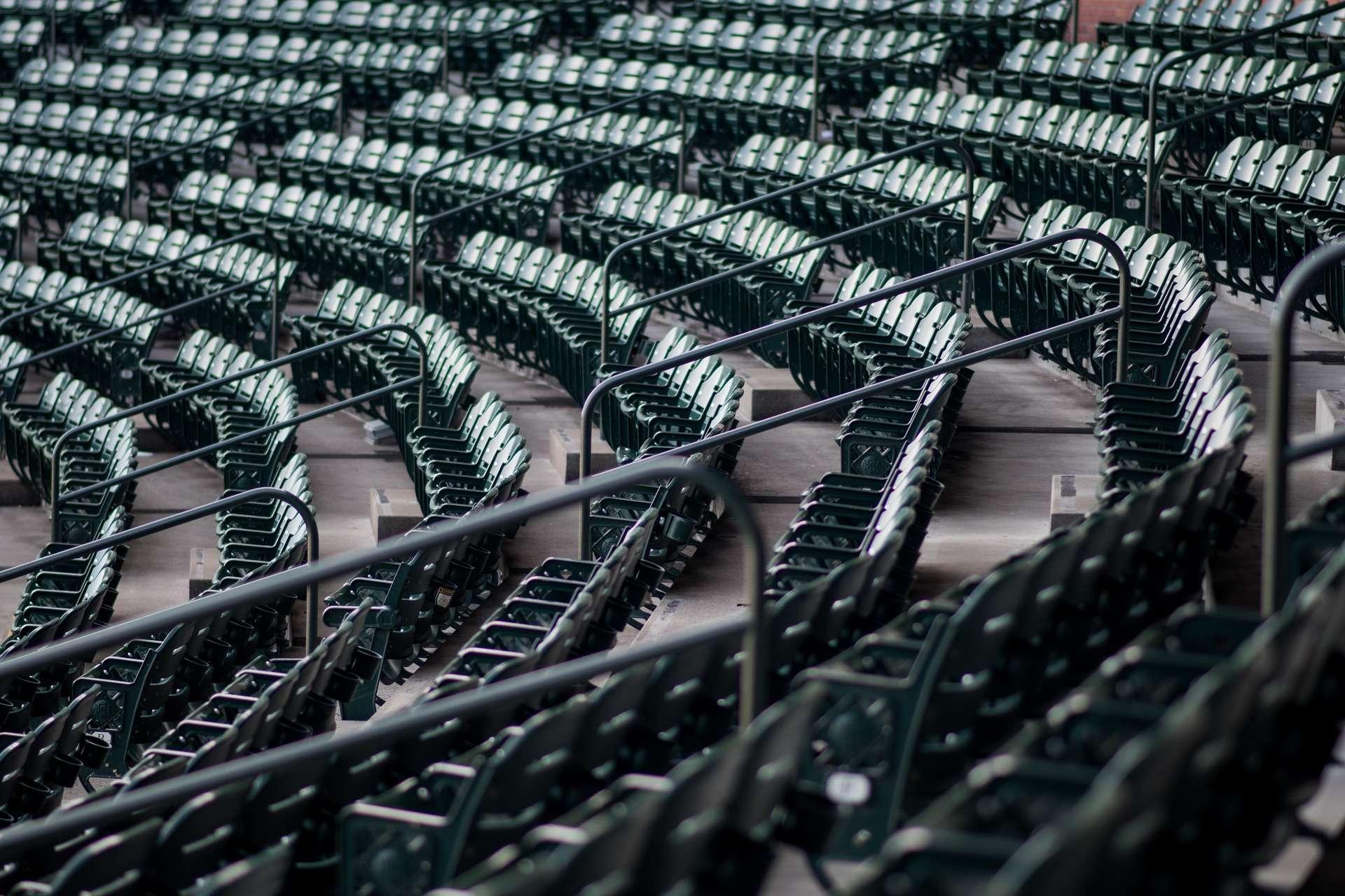 stadium empty - ASL Image