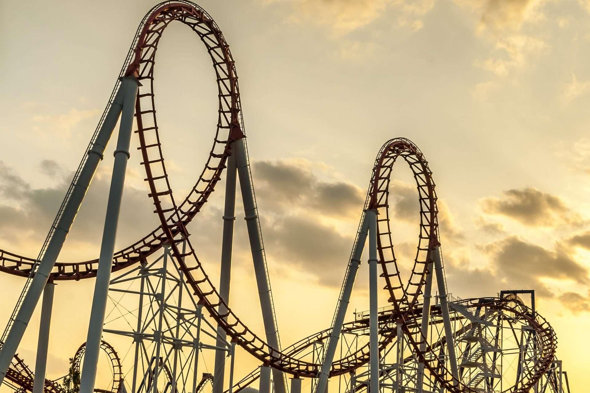 Theme Park Rollacoaster- ASL Image