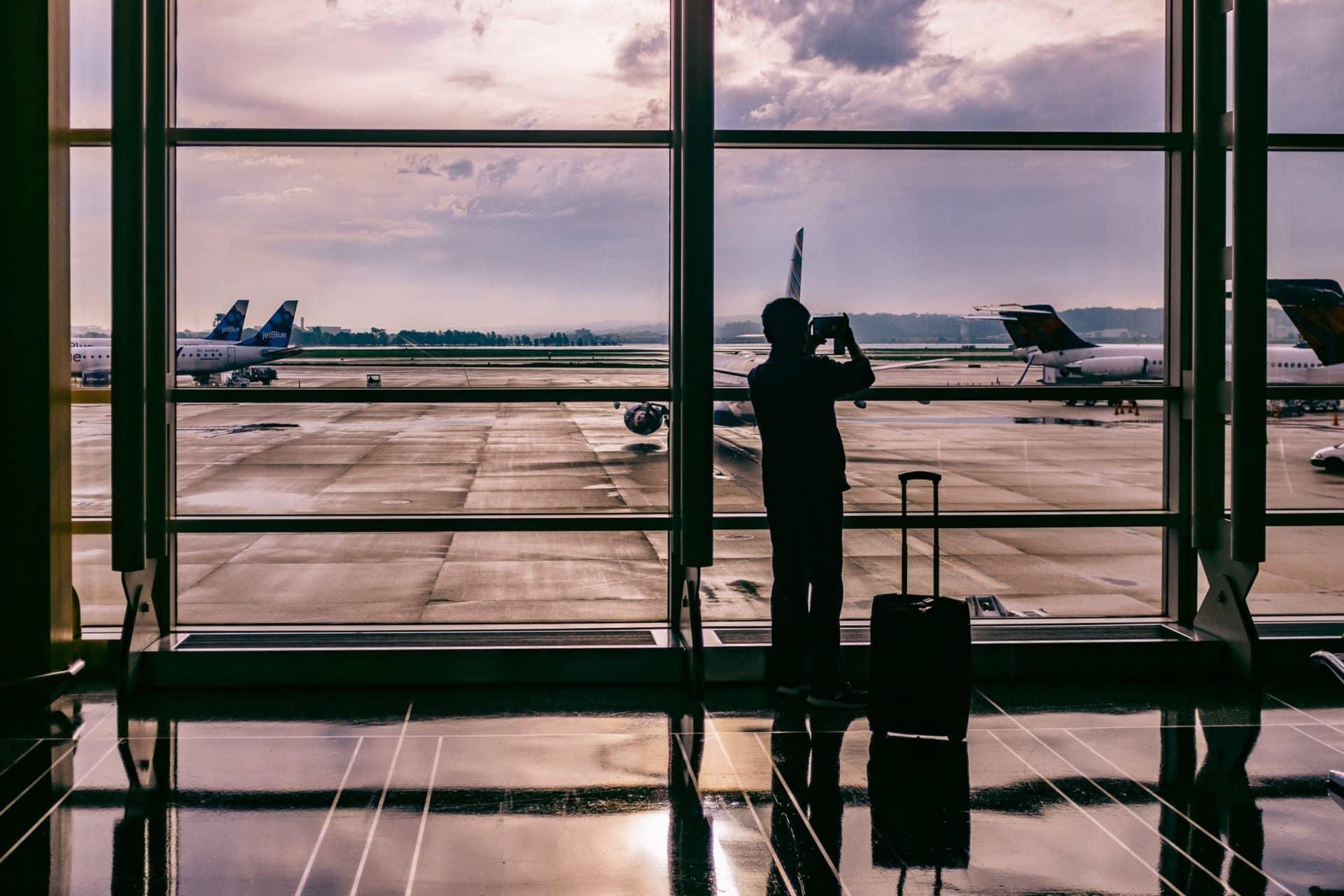 Airport view - ASL image
