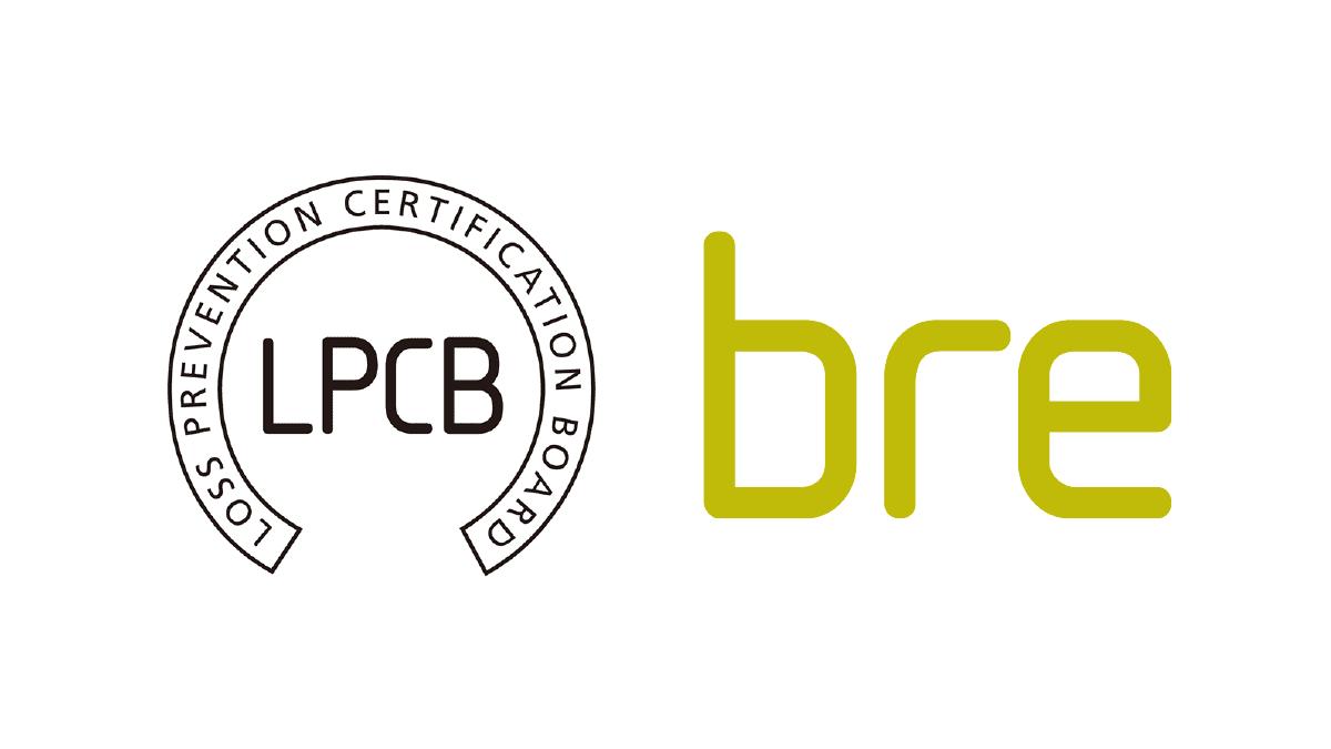 ASL EN54 Bre and LPCB logo