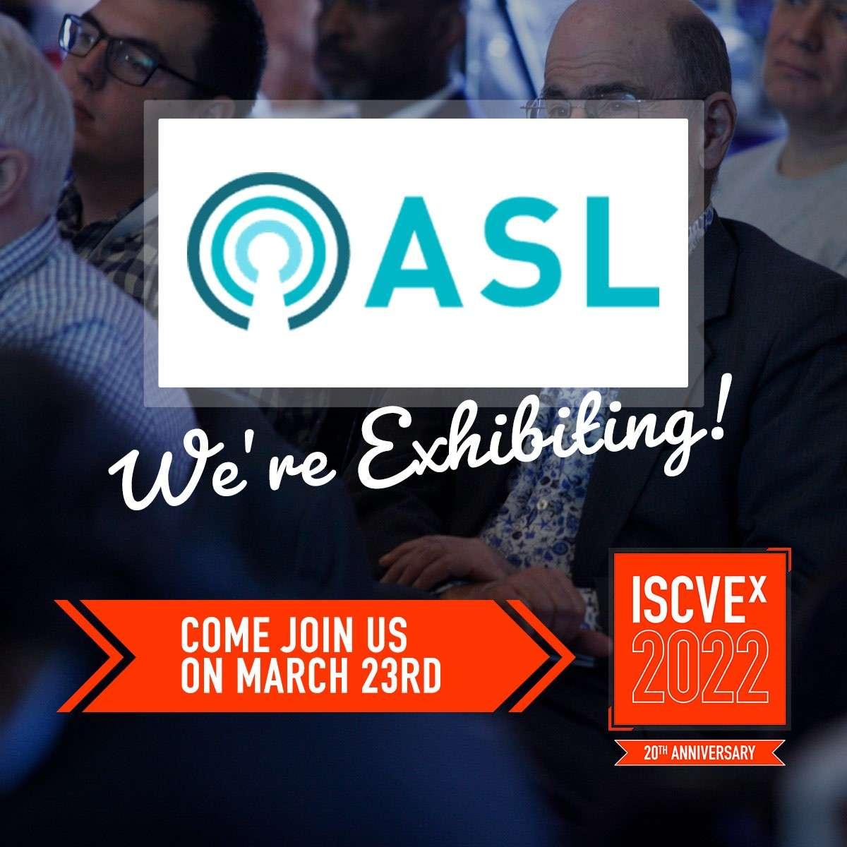ISCVEx 2022 ASL